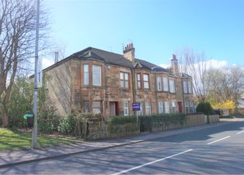 Thumbnail 1 bed flat for sale in 198 Auchinairn Road, Glasgow