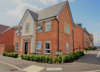 Thumbnail 3 bed detached house for sale in Paulina Avenue, Hucknall