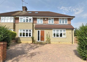 Thumbnail 6 bed semi-detached house for sale in Durrants Drive, Croxley Green, Rickmansworth