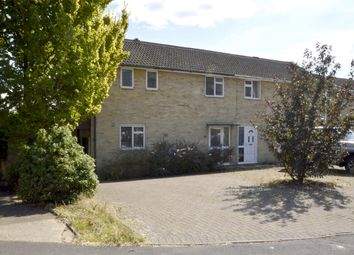 Thumbnail 3 bed semi-detached house for sale in 76 Mathews Way, Stroud, Gloucestershire