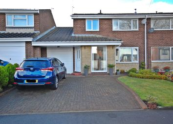 Thumbnail 4 bed semi-detached house for sale in Canterbury Road, Newton Hall, Durham