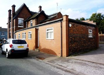 Thumbnail 2 bed flat to rent in Alberta Street, Longton, Stoke-On-Trent