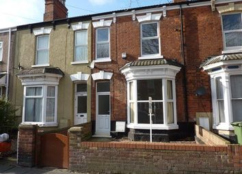 Thumbnail 3 bedroom terraced house to rent in Hainton Avenue, Grimsby