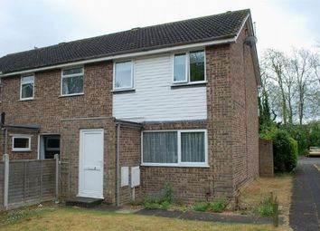 Thumbnail 3 bedroom end terrace house for sale in Bramhall Rise, Duston, Northampton
