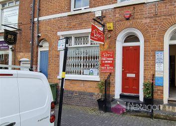Thumbnail Retail premises for sale in 83 Vyse Street, Hockley, Birmingham