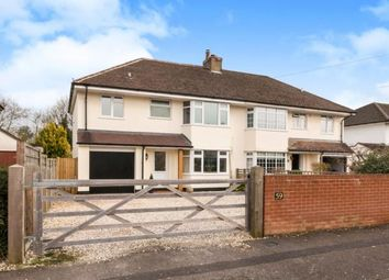 Thumbnail 4 bedroom semi-detached house for sale in Basingstoke, Hampshire, .