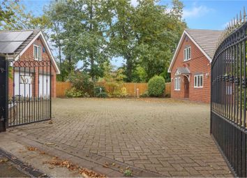 Thumbnail 4 bed detached house for sale in Beechwood Gardens, Gravesend