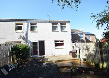 Thumbnail 2 bed terraced house for sale in Pladda Crescent, Broomlands, Irvine
