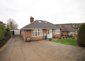 Thumbnail 3 bed detached bungalow for sale in Speighthill Crescent, Wingerworth, Chesterfield