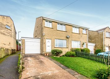 Thumbnail 3 bed semi-detached house for sale in Holme View Drive, Upperthong, Holmfirth