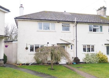 Thumbnail 3 bed end terrace house for sale in Northside, Old Sarum, Salisbury
