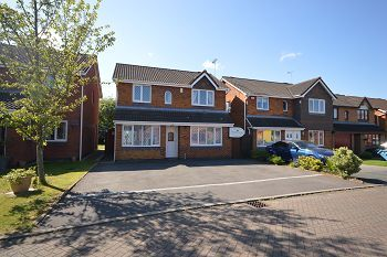 Thumbnail 3 bed detached house for sale in Arley Walk, Ettiley Heath, Sandbach.