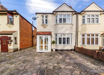Thumbnail 4 bed semi-detached house for sale in Suttons Avenue, Hornchurch