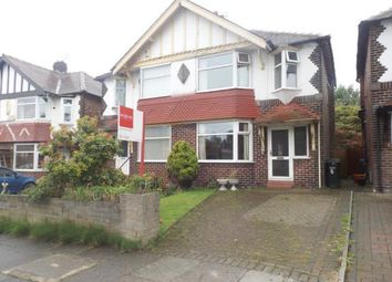 Thumbnail 3 bedroom semi-detached house for sale in Canterbury Road, Stockport, Greater Manchester