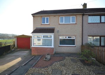 Thumbnail 3 bed semi-detached house for sale in Burnmoor Avenue, Whitehaven, Cumbria