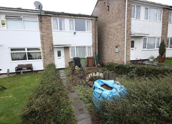 Thumbnail 3 bed end terrace house for sale in Torrington Green, Wellingborough, Northamptonshire.