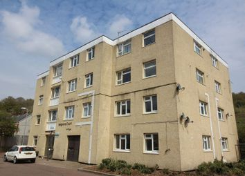 Thumbnail 2 bed flat to rent in Belgrave Court, George Street, Pontypool