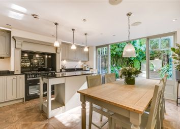 Archway Street, Barnes, London SW13. 4 bed terraced house for sale