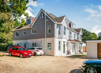 Thumbnail 1 bed flat for sale in Dudsbury Road, West Parley, Ferndown