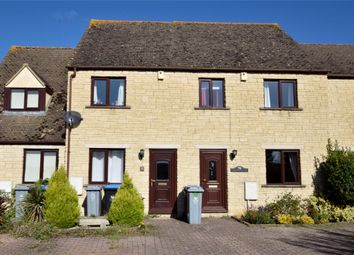 Thumbnail 2 bed terraced house to rent in Ralegh Crescent, Witney, Oxfordshire