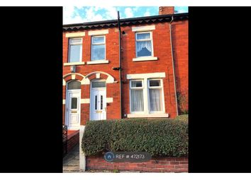 Thumbnail 2 bedroom terraced house to rent in Johnson Road, Blackpool