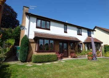 Thumbnail 5 bed detached house to rent in Mount Way, Chepstow