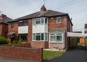 Thumbnail 3 bed semi-detached house for sale in Whaddon Drive, Cheltenham