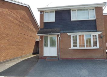 Thumbnail 4 bed detached house to rent in Lant Close, Coventry