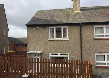 Thumbnail 2 bed semi-detached house for sale in 12, Canmore Crescent, Greenock, Renfrewshire