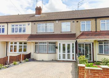 Thumbnail 3 bedroom terraced house for sale in Severn Drive, Upminster