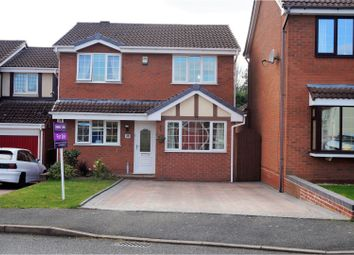Thumbnail 3 bed detached house for sale in Kingfisher Way, Apley Telford