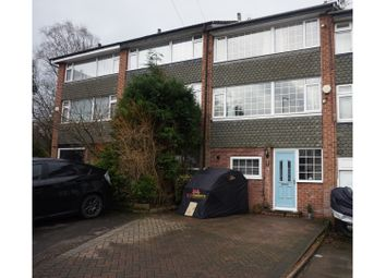 Thumbnail 4 bedroom terraced house for sale in Croxton Close, Marple