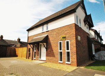 Thumbnail 3 bed end terrace house for sale in Pennington Mews, Rugby