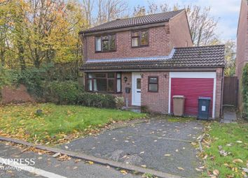 Thumbnail 3 bed detached house for sale in Broadlands Way, Oswestry, Shropshire