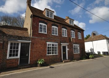Thumbnail 4 bed detached house to rent in The Street, Petham, Canterbury