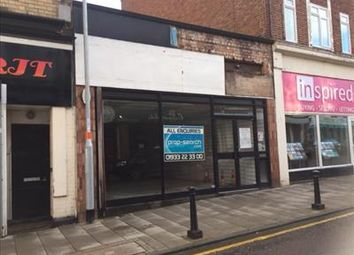 Thumbnail Retail premises to let in 110 High Street, Rushden, Northamptonshire