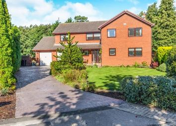 Thumbnail 4 bed detached house for sale in Normanby Hall Park, Normanby, Middlesbrough