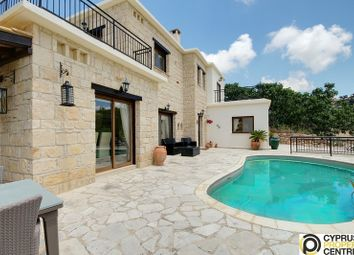 Thumbnail 4 bed property for sale in Lithos Valley, Pafos, Mesogi