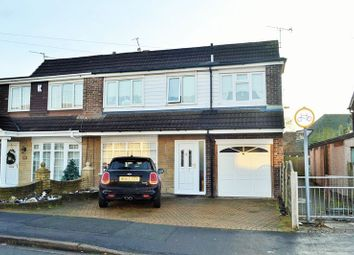 Thumbnail 4 bed semi-detached house to rent in Mersey Avenue, Maghull, Liverpool