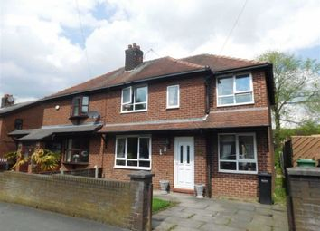 Thumbnail 3 bedroom semi-detached house for sale in Highfield Avenue, Romiley, Stockport