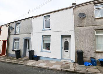 Thumbnail 3 bed terraced house for sale in Spring Street, Merthyr Tydfil