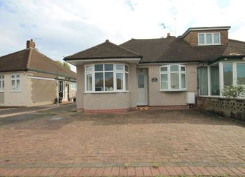 Thumbnail 2 bedroom bungalow to rent in Playfield Avenue, Romford