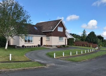 Thumbnail 4 bed detached house for sale in Port Lewaigue Close, Church Road, Port Lewaigue, Ramsey, Isle Of Man
