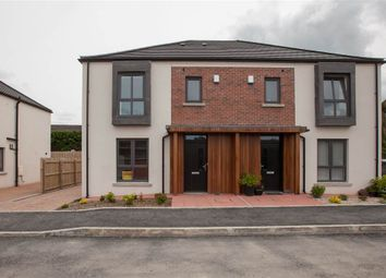 Thumbnail 4 bedroom semi-detached house for sale in 12, Quay Meadows, Lisburn