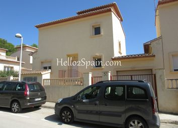 Thumbnail 5 bed town house for sale in Calpe, Alicante, Spain