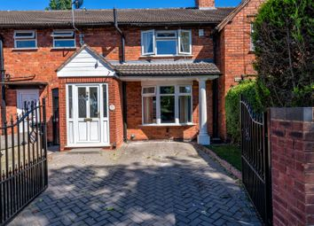 Thumbnail 3 bed terraced house for sale in Green Lane, Leamore/Bloxwich, Walsall