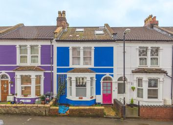 Thumbnail 3 bed terraced house for sale in Battersea Road, Easton, Bristol