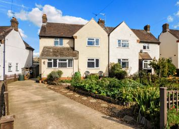 Thumbnail 3 bed semi-detached house for sale in Church Row, Gretton, Cheltenham