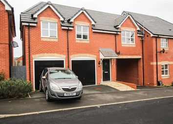 Thumbnail 2 bedroom property for sale in Fazeley Drive, Brindley Village, Sandyford, Stoke On Trent