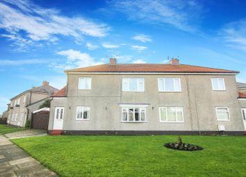 Thumbnail 1 bedroom flat for sale in Maddison Gardens, Seghill, Cramlington